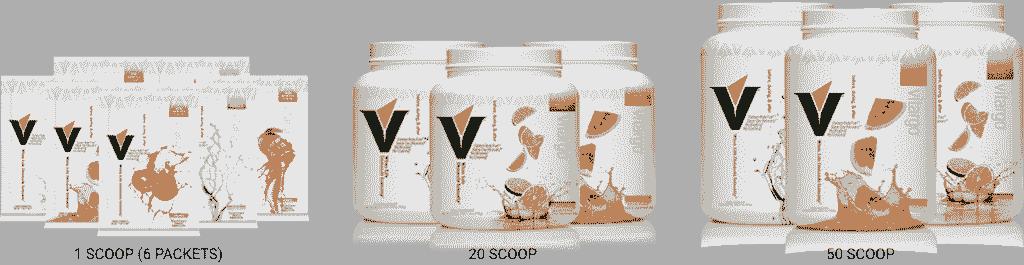 advanced carbs dieting vitargo